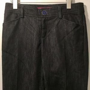 Lilly Pulitzer Women Jean Dark Wash Palm Beach Fit